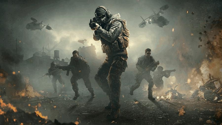 Hướng dẫn các cách chơi thăng cấp thật nhanh tại Call Of Duty
