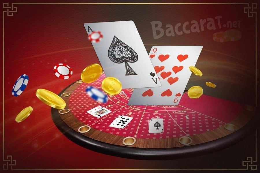 Hướng cách đếm bài trong game Baccarat