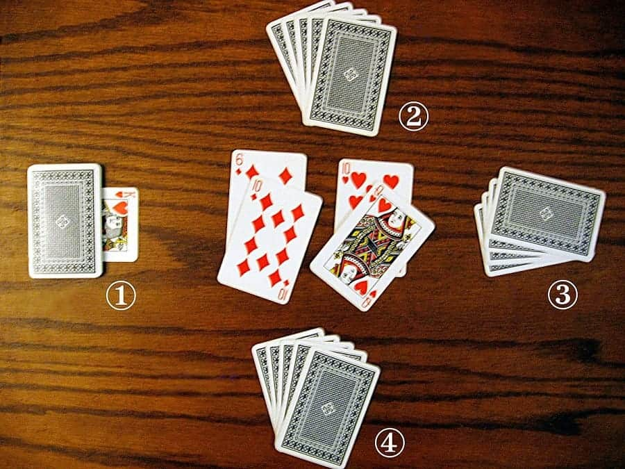 Tìm hiểu về trò đánh bài Tấn đang rất được yêu thích hiện nay