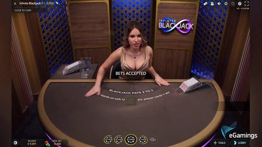 Giới thiệu độc đáo về game Blackjack